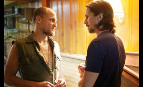Out of the Furnace Photos: Woody Harrelson & Christian Bale are a Dream Team