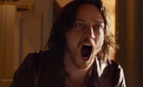 James McAvoy Stars X-Men: Days of Future Past