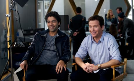 Entourage Adrian Grenier Kevin Connolly