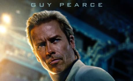 Iron Man 3 Character Poster: Guy Pearce as Aldrich Killian