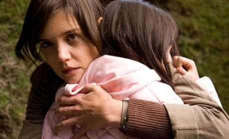 Katie Holmes and Bailee Madison in Don't Be Afraid of the Dark