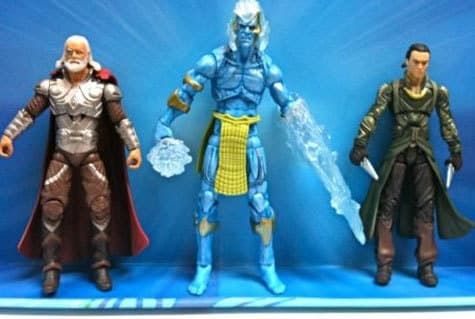 Frost Giant Figure