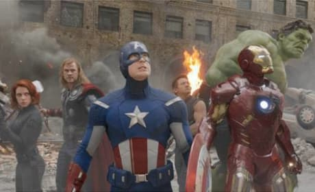 The Avengers Quotes: You Think You're the Only Hero in the World?