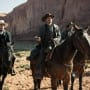 The Lone Ranger James Badge Dale Armie Hammer