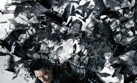 Dracula Untold Photos: Luke Evans Becomes the Fanged One