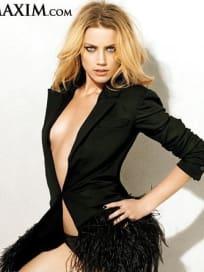 Amber Heard in Maxim