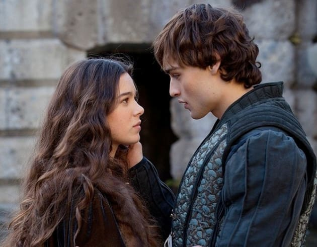 Romeo and Juliet Stars Hailee Steinfeld Douglas Booth