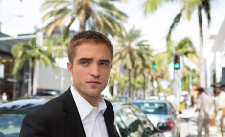 Maps to the Stars Stars Robert Pattinson