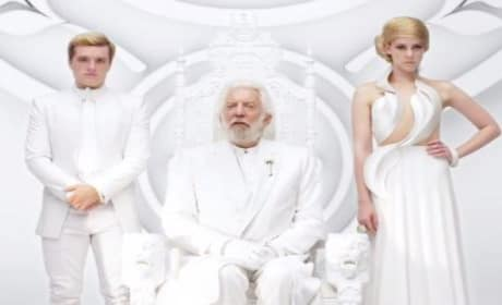 Mockingjay: President Snow's Unity Address, Mockingjay Lives!