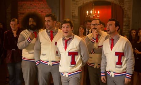 Pitch Perfect 2 The Troublemakers