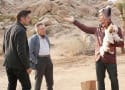 Seven Psychopaths: Sam Rockwell & Christopher Walken on Getting Crazy