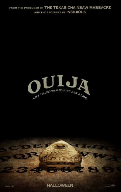 The Ouija Poster