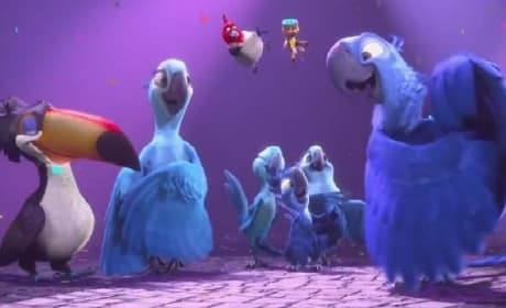 Rio 2 Teaser Trailer: Rhythm is Gonna Get You