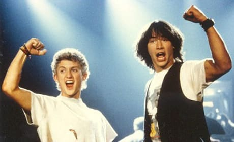 Alex Winter Confirms Bill and Ted 3 Development