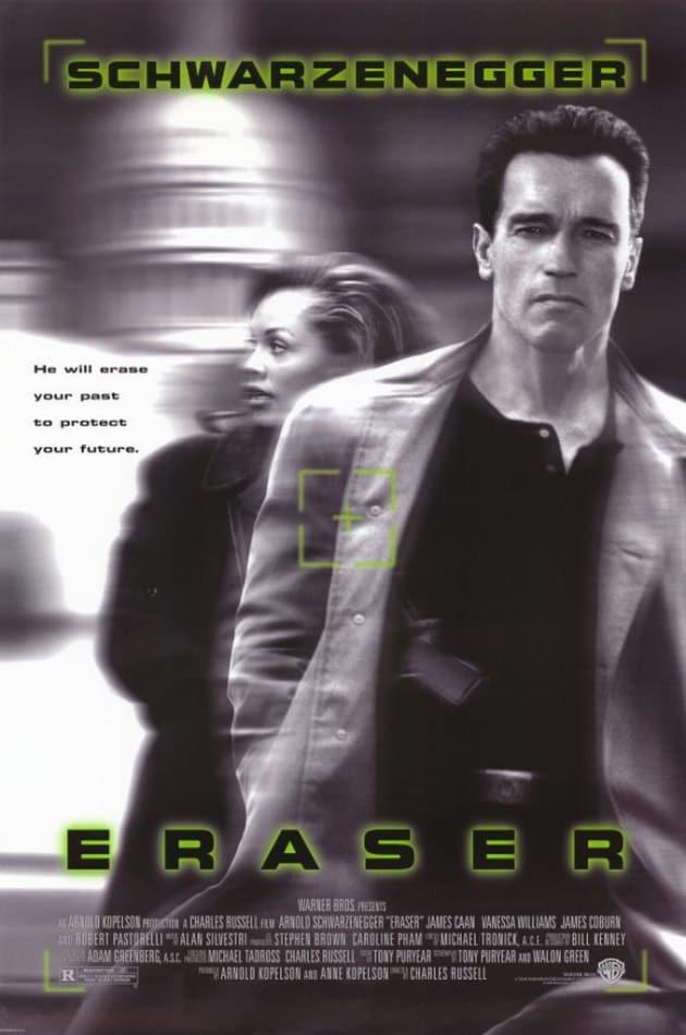 Eraser Poster