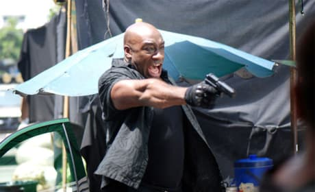 Michael Clarke Duncan is Balrog