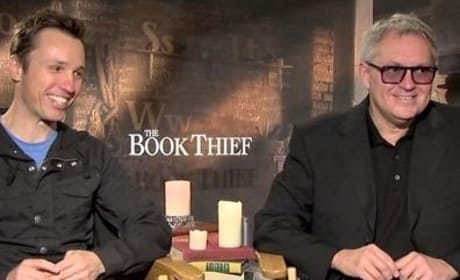 The Book Thief: Creators Chat Touching Father-Daughter Tale