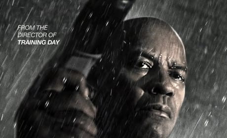 The Equalizer Official Movie Poster