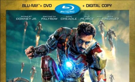 Iron Man 3 DVD/Blu-Ray Combo Pack