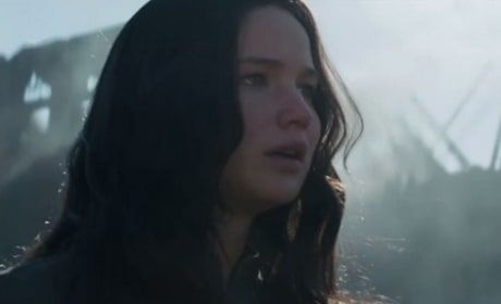 Katniss Mockingjay Part 1