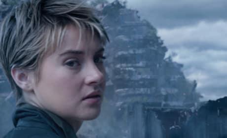 Insurgent Shailene Woodley