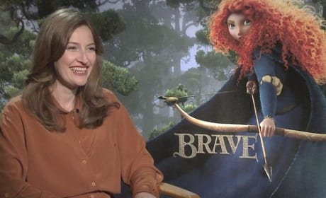 Kelly Macdonald Talks Brave