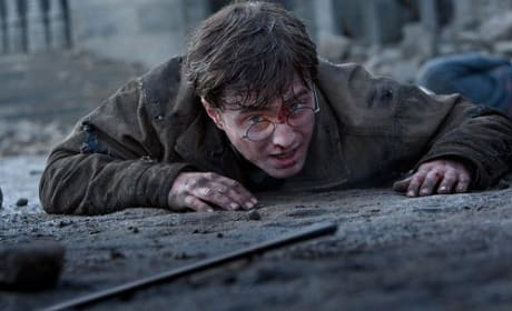 Daniel Radcliffe stars in Harry Potter and the Deathly Hallows Part 2