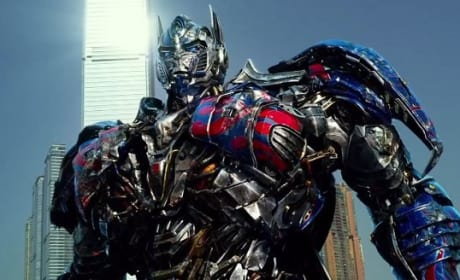 Optimus Prime PHoto