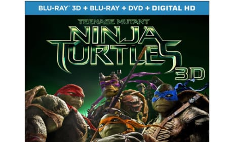 Teenage Mutant Ninja Turtles DVD: Details Revealed!