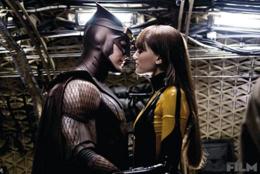Nite Owl and Silk Spectre