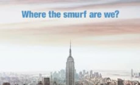 The Smurfs Poster 2