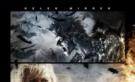 Poster for The Tempest Starring Helen Mirren and Russell Brand Released.