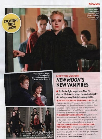 New Moon Scan