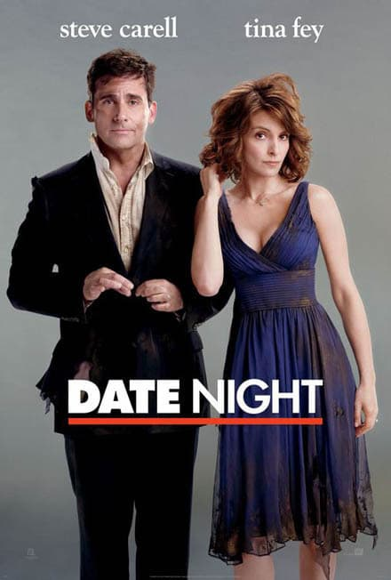 Date Night Theatrical Poster 1