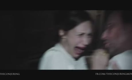 The Conjuring Trailer and Poster: There's Something Horrible Happening In My House