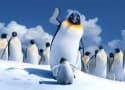Hank Azaria, Common and Elijah Wood Talk Happy Feet 2: Now We Dance