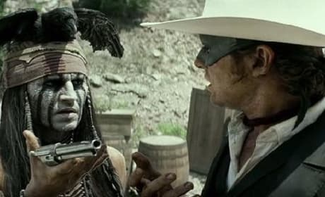 The Lone Ranger Trailer: I'd Rather Be An Outlaw