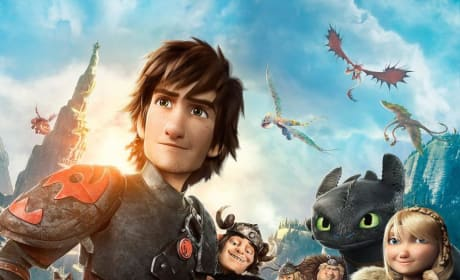 How to Train Your Dragon 2 Photos: Hiccup and Toothless Return!