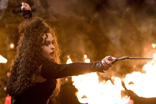 Bellatrix Lestrange Photo