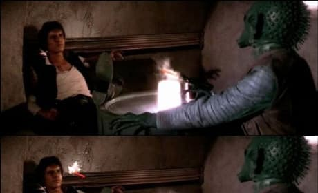 George Lucas: Greedo Shot Han Solo First!