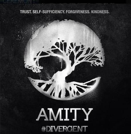 Divergent Amity Symbol