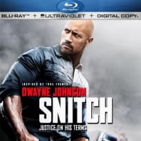 Snitch DVD/Blu-Ray Combo Pack
