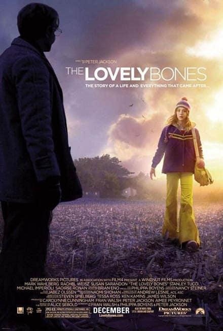 The Lovely Bones Creep Poster