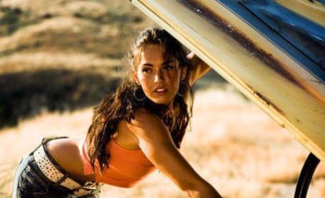 Megan Fox Talks Transformers 2