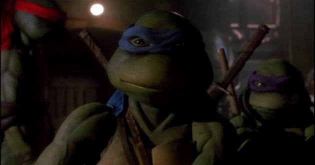 Teenage Mutant Ninja Turtles Michaelangelo Still