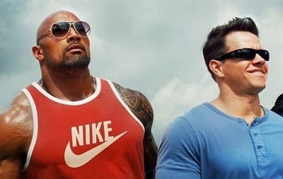 Dwayne Johnson Mark Wahlberg Pain and Gain