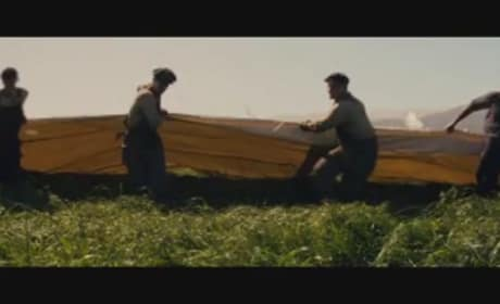 Water For Elephants Trailer:  Released!