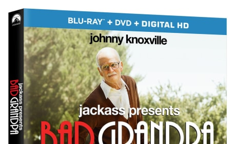 Bad Grandpa Exclusive Giveaway: Win Johnny Knoxville Signed Blu-Ray