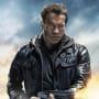 Terminator Genisys Arnold Schwarzenegger Character Poster
