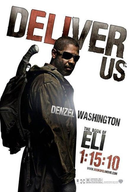 The Book of Eli Deliver Us Poster